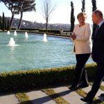 Angela Merkel: retragere din competiția pentru conducerea CDU