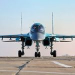 Două avioane Su-34 s-au ciocnit în Orientul Îndepărtat