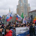 """Moscova – Proteste împotriva intenției Kremlinului de """"reglementare"""" a accesului la internet"""