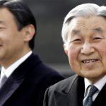Japonia – Împăratul Akihito abdica în favoarea fiului său Naruhito