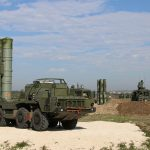 S500 Prometeus – testat în Siria