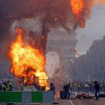 Franţa – noi proteste masive faţă de reformarea sistemului de pensii